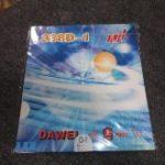 球離れが速い粒高 「DAWEI 388D-1」