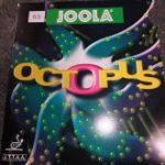 キレと変化 抜群のバランス「JOOLA OCTOPUS」