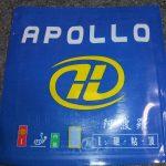 粘着ラバーの新機軸「銀河 APOLLO」 (36度)