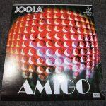シンプルな表ソフト 「JOOLA AMIGO」