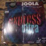 弾みが程よく使いやすい 「JOOLA express ultra」