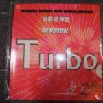 日本スポンジ搭載バージョン「crack TURBO(MASTER)」 中硬