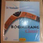 不規則変化で翻弄「Dr.Neubauer BOOMERANG Classic」 0.6mm