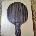 木材の質感が素晴らしい「STIGA EBENHOLZ NCT Ⅶ」