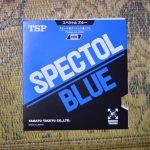スピード系テンション表として登場 硬めのブルースポンジが特徴<br>「TSP スペクトルブルー」